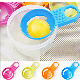 Plastic Egg Tools Creative Kitchen Gadget Kitchen Utensils Tools Egg Cooking Utensils 1pc
