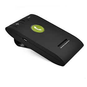 Hands Free Bluetooth Visor Car Kit Wireless Handsfree in Car Speakerphone, Compatible With iPhone, Samsung Smartphones