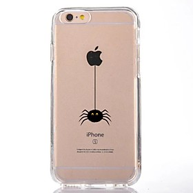 Case For IPhone 7 6  TPU Cartoon Spider Soft Ultra-thin Back Cover Case Cover iPhone 7 PLUS 6 6s Plus SE 5s 5 5C 4S 4 6133925