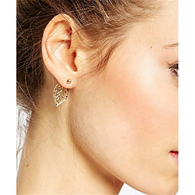 Women's Stud Earrings Earrings Classic Bohemian Simple Style Gothic Jewelry Gold / Silver For Daily Casual Club Beach