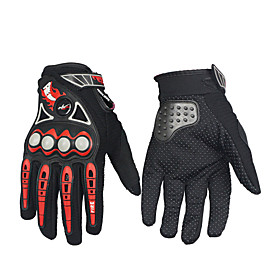 Full Finger Unisex Motorcycle Gloves Carbon Fiber Keep Warm Waterproof Breathable 6128311