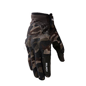 RUIGI R03 Motorcycle Riding Glove Dropping Comfortable Breathable Touchable Screen 6141906