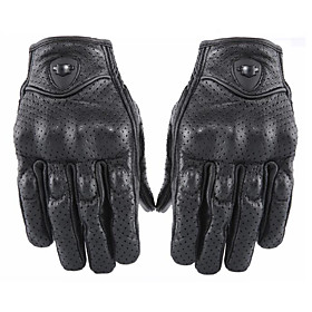 RUIGI Motorcycle Gloves Four Seasons Riding Knight Motorcycle Sheepskin Gloves Men And Women Racing Gloves Touchable Screen 6141904