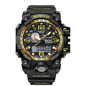 Watch Men Military Watch Men Waterproof Sport Watch For Mens Watches Top Brand Luxury Clock Camping Dive relogio masculino 6121808