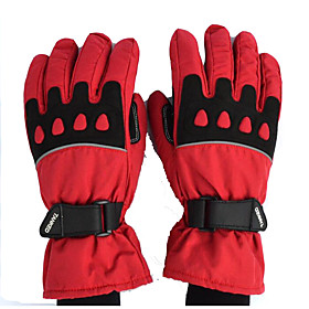 Motorcycle Gloves Winter Windproof Waterproof Warm Cotton Gloves 6150980