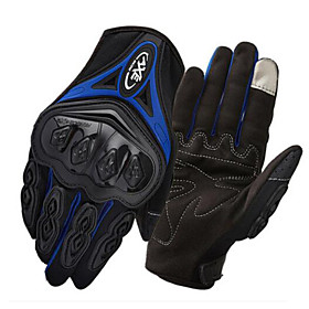 Motorcycle Gloves Four Seasons Riding A Motorcycle Knight Drop Off The Wild Racing Gloves Winter Waterproof Warm Men 6141923