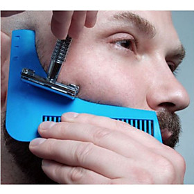 Beard Shaping Styling Template Beard Comb All-In-One Tool Comb for Hair Beard Trim Template 6101826