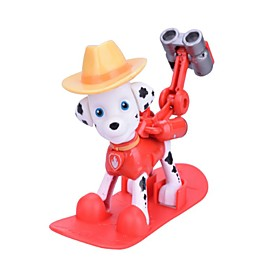 Action  Toy Figures Dog Animals Cartoon Design Kids 6255132