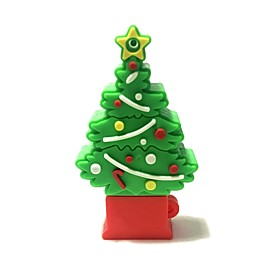 32GB Christmas USB Flash Drive Cartoon Creative Christmas Tree Christmas Gift USB 2.0 6198578