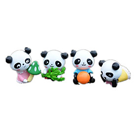 DIY KIT Action Figures  Stuffed Animals Toys Duck Bear Animal Panda DIY Furnishing Articles Not Specified Pieces 6234639