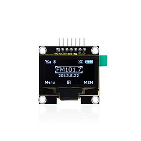 New!Keyestudio IIC SPI 1.3 128x64 OLED Graphic Display Module for Arduino 6221197