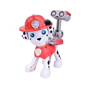 Action  Toy Figures Dog Animals Cartoon Design Kids 6255133