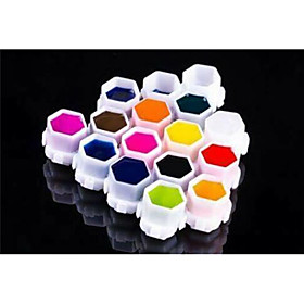 Can By Oneself Likes to Splicing, Like The Jigsaw, The Tattoo Ink Cup 100 / bag 6243193