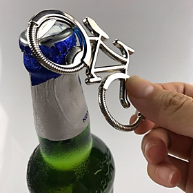 Bicycle Beer Bottle Opener Gift Box Packed Wedding Bike Keychain