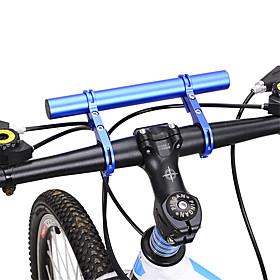 Bike Handlebar Extender Road Cycling / Mountain Bike / MTB Adjustable / Anti-skidding / Non-Skid / Antiskid / Tool Holder Aluminum Alloy / Chrome Blue / Black
