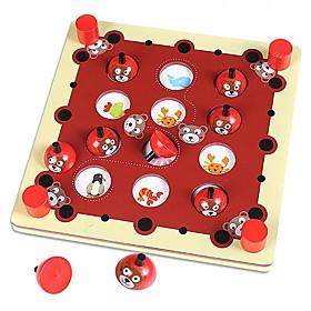 Набор для творчества Шахматы Обучающая игрушка Игрушки Прямоугольный Универсальные 1 Куски 6235952