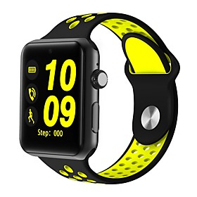 Smartwatch DM09 Bluetooth  Round Screen Life Waterproof Sports for Android IOS Phones With SIM Card Pedometer Sleep Fitness Tracker