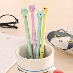 Gel Pen Pen Gel Pens Pen, Plastic Blue Ink Colors For School Supplies Office Supplies Pack of 12 pcs