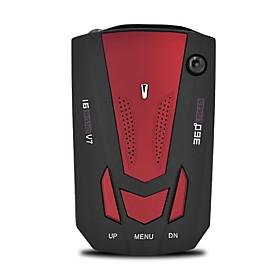 Detector de coche detector de radar del coche Rusia 16 icono de la marca de visualización x k nk ku ka control de velocidad láser de 6339630