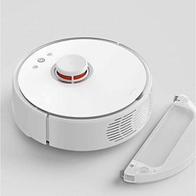 Roborock S50 Robot Vacuum Cleaner 2 International Vision Automatic Area Cleaning 2000pa Sweeping Mopping Function LDS Path Planning 5200mAh