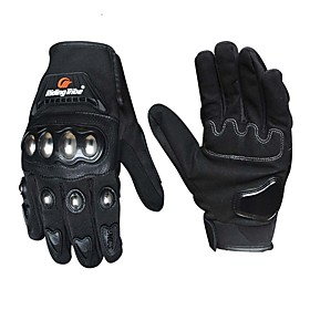 Riding Tribe Motorcycle Gloves Men Women Stainless Steel Shell Touch Screen Riding Motorbike Gloves Guantes Moto Luvas Gants 6315494