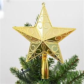 Holiday Decorations Santa / Holiday / Christmas Decorations Gift Tags / Gift Boxes / Wine Bags Holiday 1pc