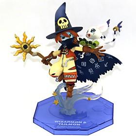 Anime Action Figures Inspired by Digital Monster/Digimons Konan PVC CM Model Toys Doll Toy 6280317