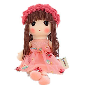 Plush Doll 35cm Cute Child Safe Lovely Fun Non Toxic Classic Girls' Gift 6335529