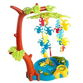 Fidget Desk Toy Educational Toy Play Swings Toys Toys Crocodile Monkey Animals Kids Pieces 6396684