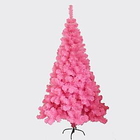 Pink Christmas Tree Christmas Tree Pink 120cm Christmas Decoration Supplies