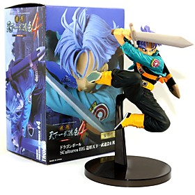 Anime Action Figures Inspired by Dragon Ball Duo Maxwell PVC 10 CM Model Toys Doll Toy 6409317