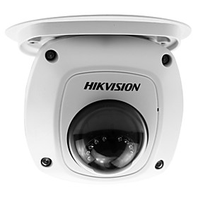 HIKVISION DS-2CD2543G0-IS DS-2CD2542FWD-IS 4MP Dome IP Camera(PoE 10m IR Built-in Microphone Audio Output)