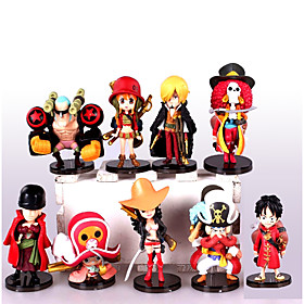 Anime Action Figures Inspired by One Piece Monkey D. Luffy PVC CM Model Toys Doll Toy 6409320