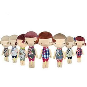 Stuffed Toys Doll Toys Cartoon Fashion Wedding Cute For Children Soft Wedding Decorative Cartoon Design Fashion Kids Girls 1 Pieces 6399341