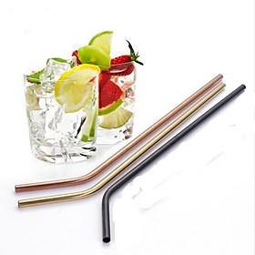 20OZ Metal Straw Colorful Aluminum Drinking Straws Food Grade Juicy Reusable Straws 6396874