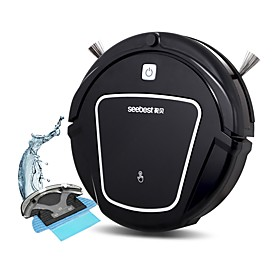 seebest Robot Vacuum Cleaner D730 Rechargeable Multi - mode Remote Automatic cleaning Spot Cleaning Edge Cleaning / Reservation Cleaning Mode