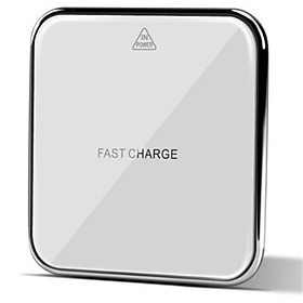Wireless Charger USB Charger USB Qi 1 USB Port 1 A DC 5V for iPhone 8 Plus / iPhone 8 / S8 Plus