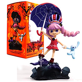 Anime Action Figures Inspired by One Piece Perona PVC 16 CM Model Toys Doll Toy 6432021