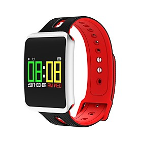 Smart Bracelet Multi-functional Vibrating Hot Sale Blood Pressure Measurement Multi-Resistant Coating Remote Control Activity Tracker 6461369