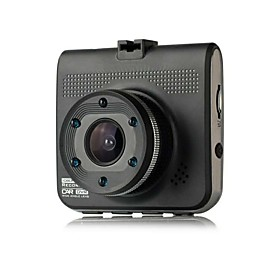 T661 Car DVR Dash Camera Auto Video Recorder 140 Degree Wide Angle Full HD 1080P Vehicle Camera IR Night Vision Dashcam Registrar Carcam DVR