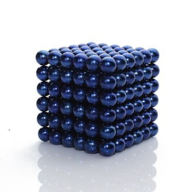 216 pcs 3mm Magnet Toy Magnetic Blocks Magnetic Balls Building Blocks Magnetic Cat Eye Sports Kid's / Adults' Boys' Girls' Toy Gift / Super Strong Rare-Earth M