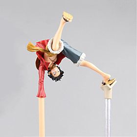 Anime Action Figures Inspired by One Piece Monkey D. Luffy PVC CM Model Toys Doll Toy 6445335