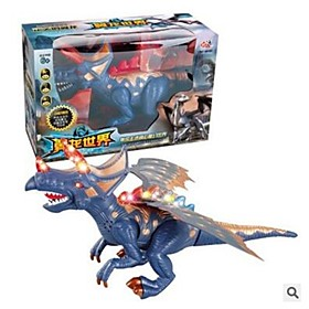 Animals Action Figures Dragons  Dinosaurs Toy Figure Toys Animals Animals Stress and Anxiety Relief Exquisite Boys Girls 1 Pieces 6456968