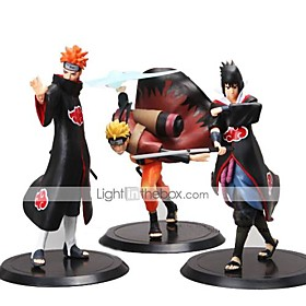 Anime Action Figures Inspired by Naruto Madara Uchiha PVC 19-16 CM Model Toys Doll Toy 6428002