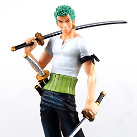 Anime Action Figures Inspired by One Piece Roronoa Zoro PVC 21 CM Model Toys Doll Toy 6451766