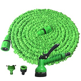 Garden Water Hose with Spray Nozzle Expanding Flexible Water Gun Car Wash With Nozzle