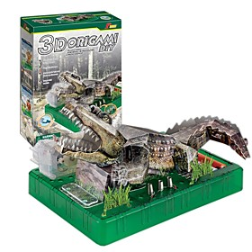 Jigsaw Puzzle Toys Crocodile Classic Theme Focus Toy Classic Kids Adults' Pieces 6451869
