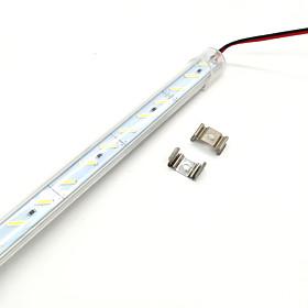 50cm SMD-8020 650-725LM Warm White / Cool White Light LED Strip Lamp (12V) 2285720