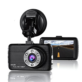 Small Eye Dash Cam Camera DVR Car for Drivers Full HD 1080 P Recorder Camera with Night Vision G-Sensor