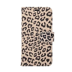 Case For Apple iPhone X / iPhone 8 Plus Card Holder / with Stand Full Body Cases Leopard Print Hard PU Leather for iPhone X / iPhone 8 Plus / iPhone 8